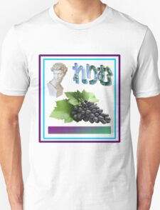 Grape Vaporwave Aesthetics T-Shirt