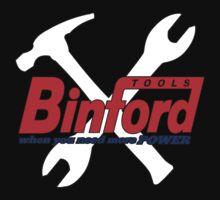 binford tools Kids Tee