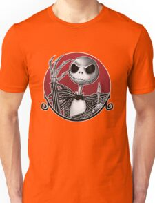 Jack Skellington 2 Unisex T-Shirt