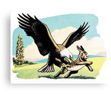 Birds of Prey Canvas Print