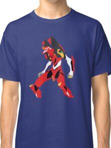 Evangelion - Unit - 02 Classic T-Shirt