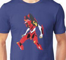 Evangelion - Unit - 02 Unisex T-Shirt