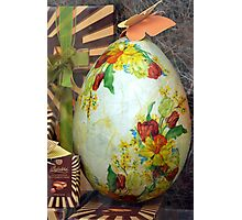 Easter gift Photographic Print