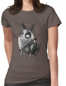 Sparky Womens Fitted T-Shirt