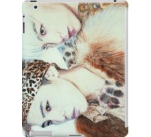 GD&TOP iPad Case/Skin