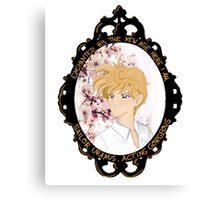 Haruka cherry blossom Canvas Print