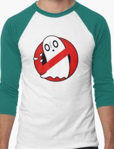 Ghostblookers Men's Baseball ¾ T-Shirt