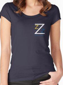Team Zissou Pocket Shirt Women's Fitted Scoop T-Shirt