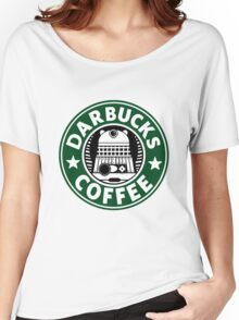 Darbucks Coffee Women's Relaxed Fit T-Shirt