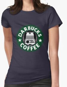 Darbucks Coffee Womens Fitted T-Shirt
