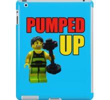 Pumped up! iPad Case/Skin