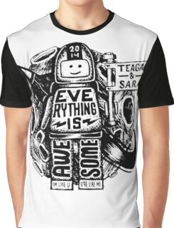 EVERYTHING IS AWESOME  Graphic T-Shirt