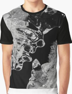 Ice Face Graphic T-Shirt