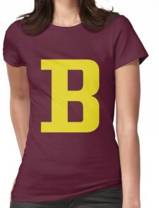 Signature Bort Womens Fitted T-Shirt