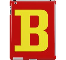 Signature Bort iPad Case/Skin