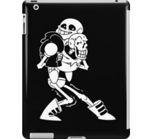 Sans with Papyrus iPad Case/Skin