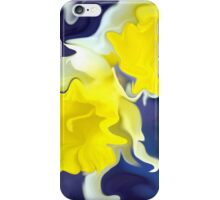 Daffodils - Bright iPhone Case/Skin