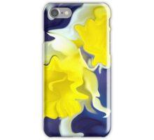 Daffodils - Bright iPhone Case/Skin