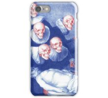 The Anatomy Lesson of Dr. Nicolaes Tulp iPhone Case/Skin