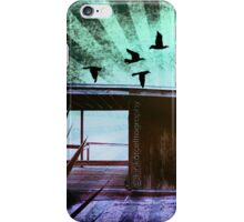 The Sixth Flyer iPhone Case/Skin