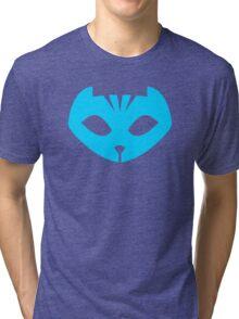 PJ Masks - Catboy Crest Tri-blend T-Shirt