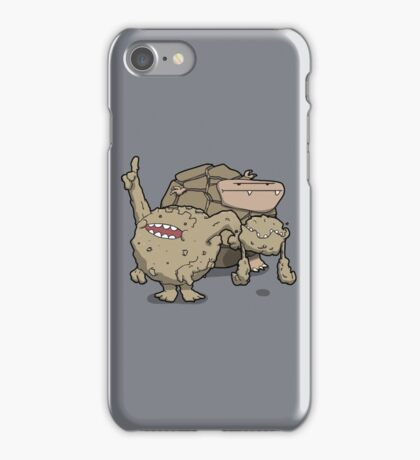 Number 74, 75 and 76 iPhone Case/Skin