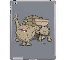 Number 74, 75 and 76 iPad Case/Skin