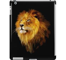 Male lion iPad Case/Skin