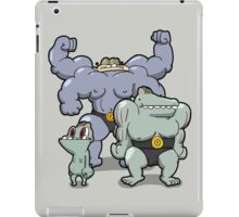 Number 66, 67 and 68 iPad Case/Skin