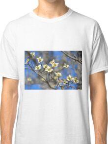 Dogwood In Bloom Classic T-Shirt