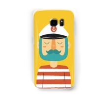 Ahoy Sailor Samsung Galaxy Case/Skin