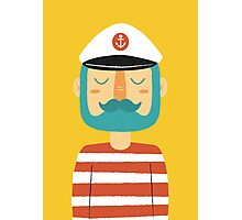 Ahoy Sailor Photographic Print