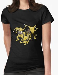 Number 63, 64 and 65 Womens Fitted T-Shirt