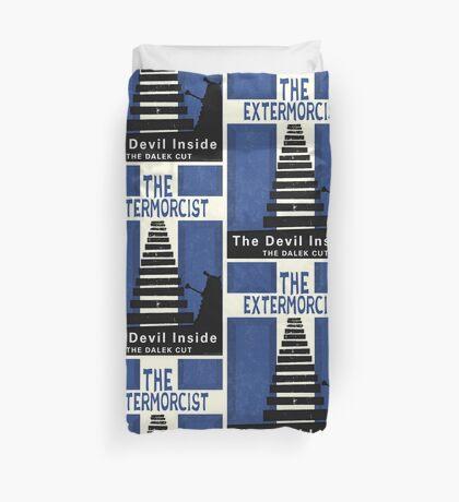 The Devil Inside. The Dalek Cut. Duvet Cover