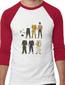 Bruce Lee Men's Baseball ¾ T-Shirt