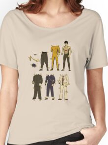Bruce Lee Women's Relaxed Fit T-Shirt