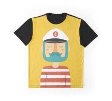 Ahoy Sailor Graphic T-Shirt