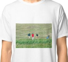 The Trials And Tribulations Of Golf Father's Day Card Classic T-Shirt