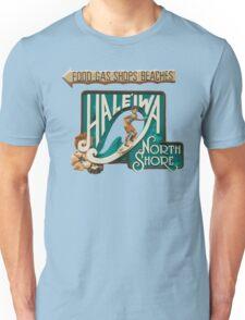 North Shore Traffic Sign MAN Unisex T-Shirt