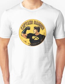 capt hammer Unisex T-Shirt
