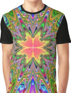 Psychedelic Starburst... Graphic T-Shirt