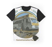Famous Kahuku Shrimp Truck Graphic T-Shirt