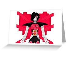 The Fabulous Mettaton Love Greeting Card