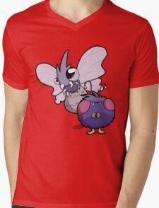 Number 48 and 49 Mens V-Neck T-Shirt