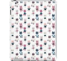 Cute Fashion Kitties iPad Case/Skin