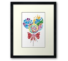Have some Candy! Framed Print