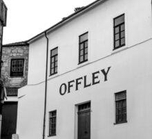 The Offley Porthouse in Porto, Portugal Sticker