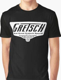GRETSCH GUITAR Graphic T-Shirt