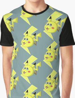 Pikachu In Training  Graphic T-Shirt