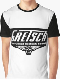 GRETSCH Graphic T-Shirt